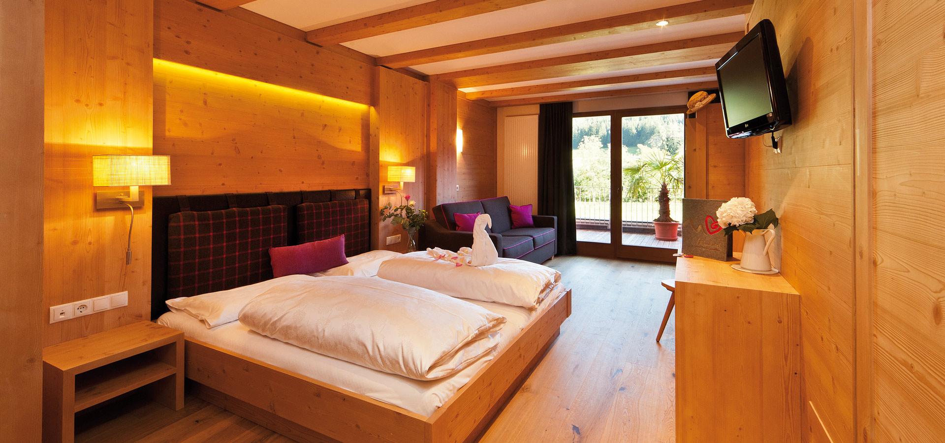 Camere a San Candido alloggi soggiorni Alto Adige vacanze Dolomiti ...